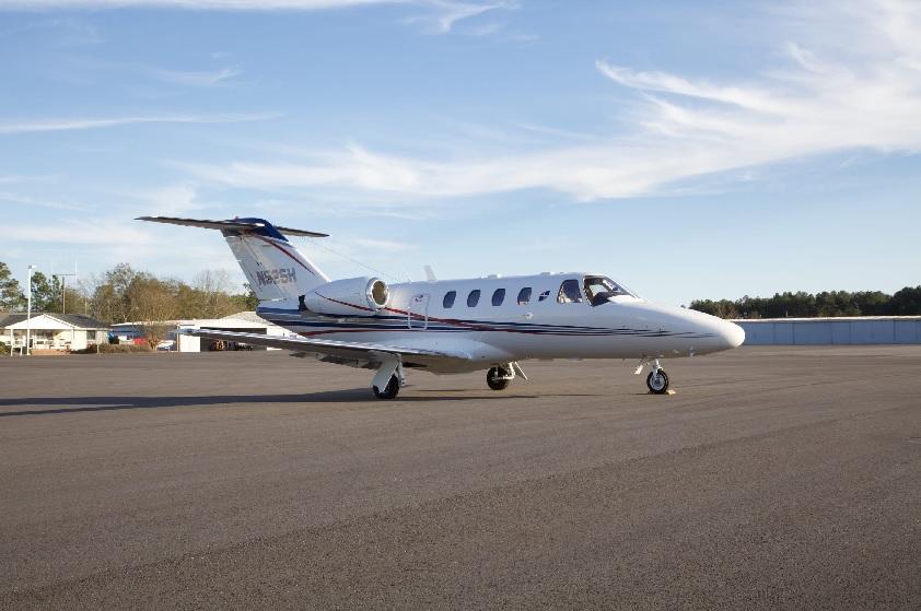 Cessna Citation 525 (3)